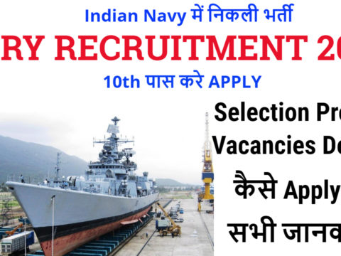 NSRY Recruitment 2019